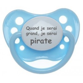 Quand je serai grand je serai pirate