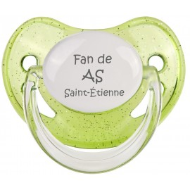 Sucette Fan de AS Saint-Étienne