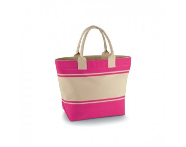 Sac de plage - Canvas rose